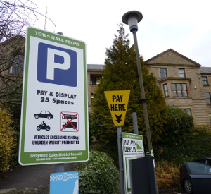 Car Park - Pay & Display