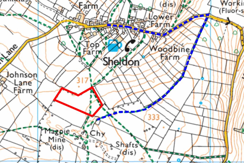 Sheldon Field Closure